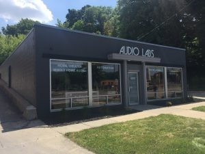 audio labs building