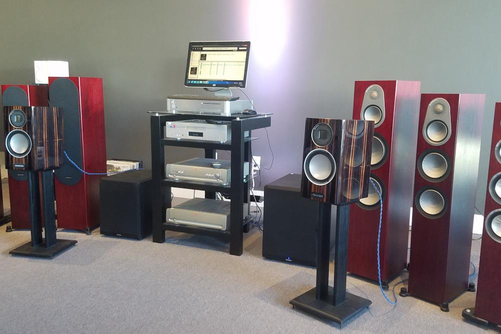 audio labs showroom